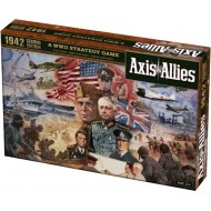 Axis & Allies 1942 Second Edition Boardgame