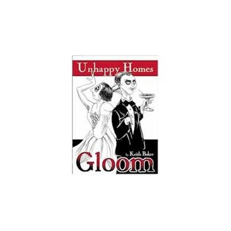 Gloom Unhappy Homes card game buy Battlegames