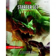 Dungeons & Dragons 5.0 Starter Set Rpg