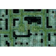 D&D Game Mat Ratfang Sewers