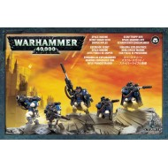 Space Marines Scouts Sniper Rifles