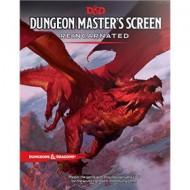 D&D 5.0 Dungeon Masters Screen Reincarnate